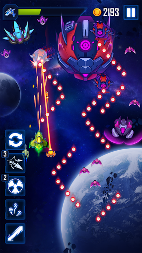 WindWings: Space shooter, Galaxy attack (Premium) apkmr screenshots 21