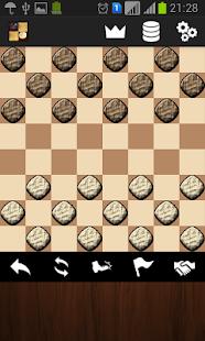 Spanish checkers 1.0.20 screenshots 4