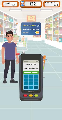 Supermarket Cashier Simulator - Money Math Game screenshots 6