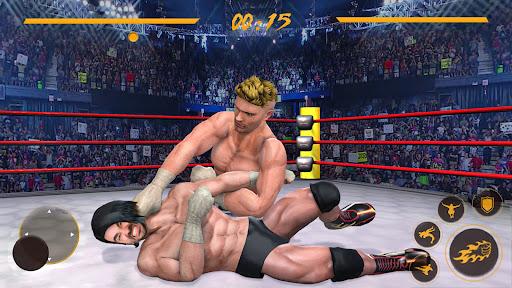 BodyBuilder Ring Fighting Club: Wrestling Games apkdebit screenshots 4
