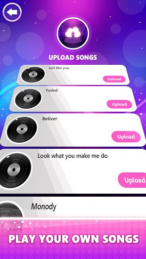 Magic Pink Tiles: Piano Game modavailable screenshots 7