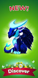 Dragons Evolution Mod Apk- Best Merge Idler (All Boost Active) 6