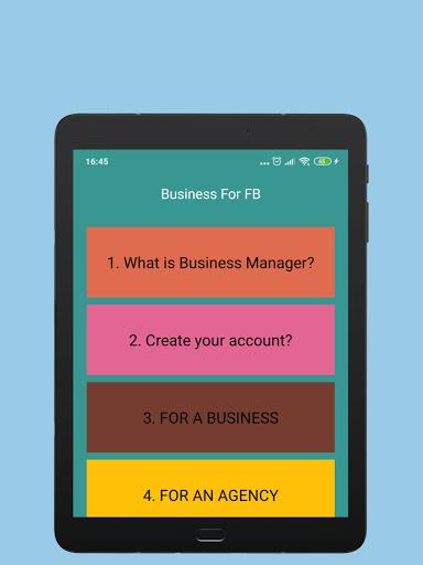 Foto do Business Manager