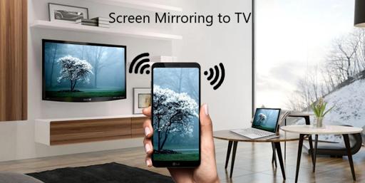 Screen Mirroring : Screen Cast 5.0 screenshots 1