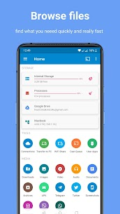 File Manager Pro APK Android TV USB OTG Cloud WiFi (PAID) Download 1