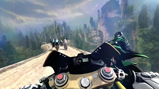Hill Top Bike Rider 2019 – APK with Mod + Data 3