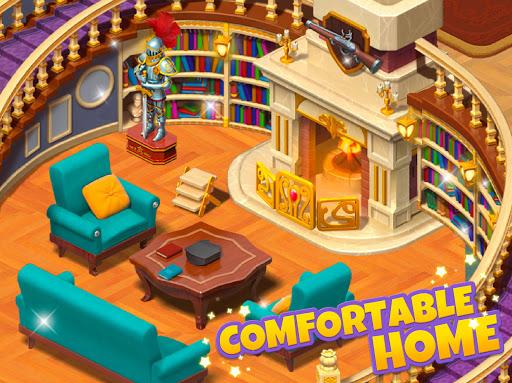 Candy Legend: Manor Design 123 screenshots 23