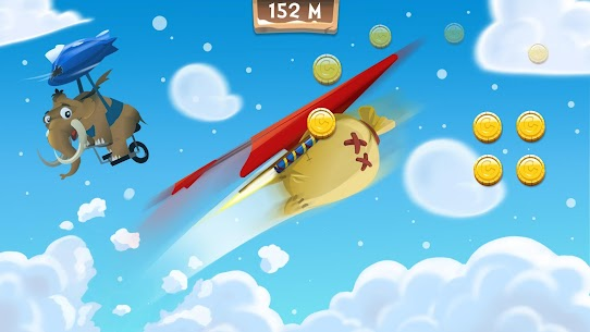 Learn 2 Fly  Flying penguin games. Bounce  Fly! Apk Download 5