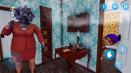 Scary Evil School Teacher 3D Spooky & Creepy Games screenshots 2