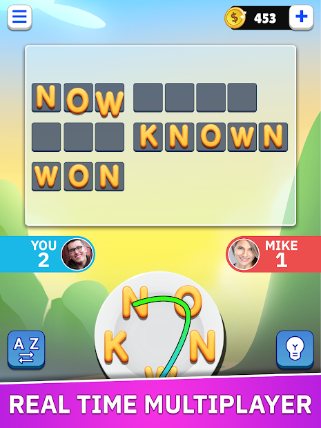 Word Land - Multiplayer Word Connect Puzzle Game screenshot 6