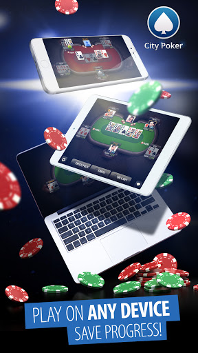 City Poker: Holdem, Omaha  screenshots 3
