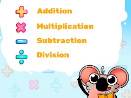 Fun Math: master math facts in cool game!