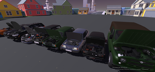 Sensitive Car Racing 1.3 screenshots 8