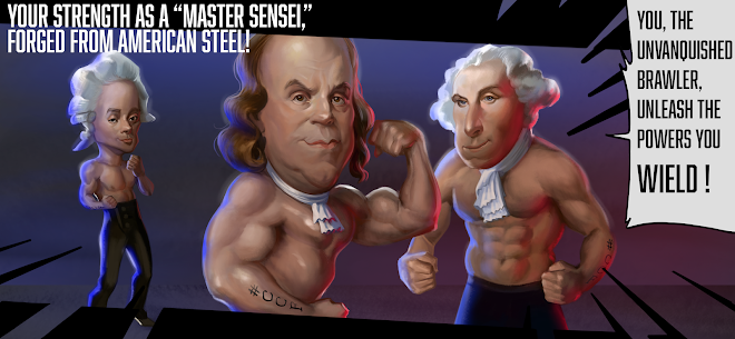 Capitol Cage Fight Hack & Cheats Online 4