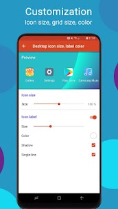 MiX Launcher V2 Mod Apk for Mi Launcher (Premium Unlocked) 7