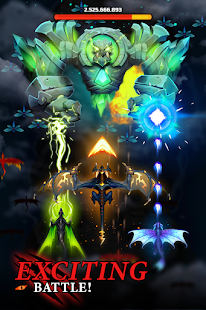 DragonFly: Idle games - Merge Dragons & Shooting