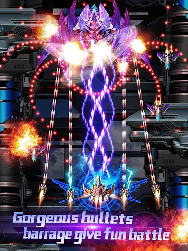 Thunder Assault: Raiden Striker apkdebit screenshots 11