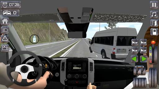 Minibus Sprinter Passenger Game 2019 2.13 Paidproapk.com 3