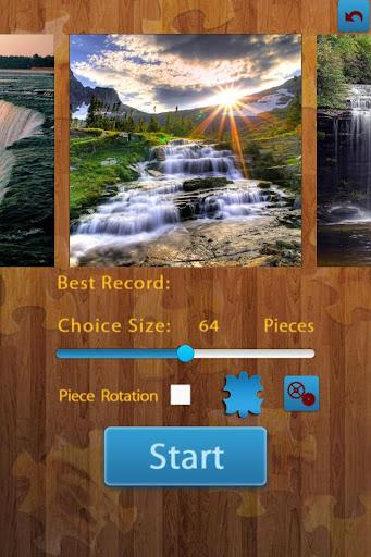 Waterfall Jigsaw Puzzles screenshots 1