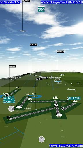 ADSB Flight Tracker 28.5 screenshots 5