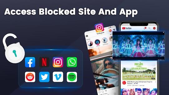 3X VPN – Free, Unlimited, Safe surf, Speed up apps 3