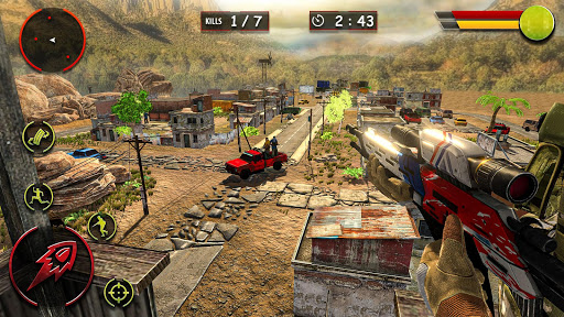 Sniper Gun: IGI Mission 2020 | Fun games for free 1.14 screenshots 9