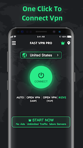 FastVPN Pro – Free And FastSecure VPN For Android! Apk 1