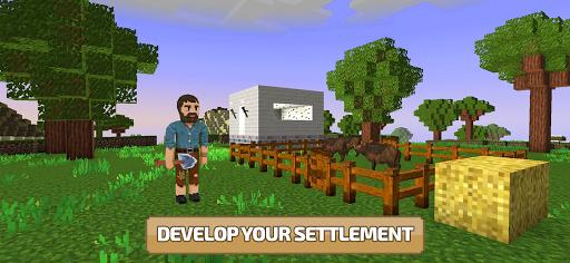 Craft World 3D: Free Block Craft Mini World games! 0.9.6 screenshots 4