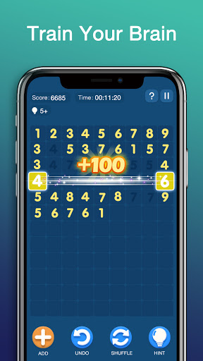 Match Ten - Number Puzzle 0.1.7 screenshots 5