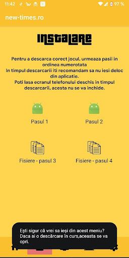SA:MP Android Romania - New-Times  Screenshots 2