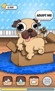 Pug – My Virtual Pet Dog MOD APK 1.261 (Unlimited Money) 1