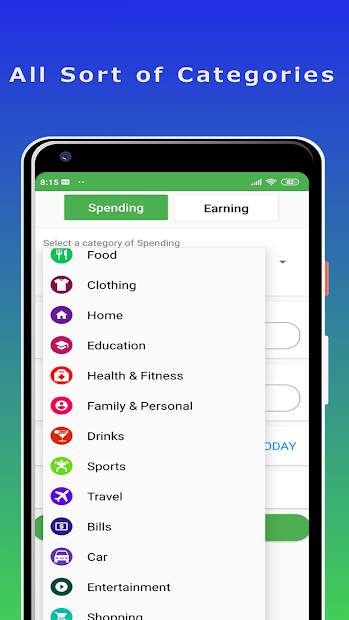 X - Money Manager - Expense Tracker screenshot 3