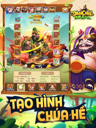 Du00e2n Chu01a1i Tam Quu1ed1c - Dan Choi Tam Quoc  screenshots 6