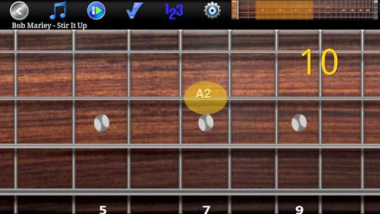 Bass Guitar Tutor Pro – Learn To Play Bass Mod Apk v132 (Paid) 2