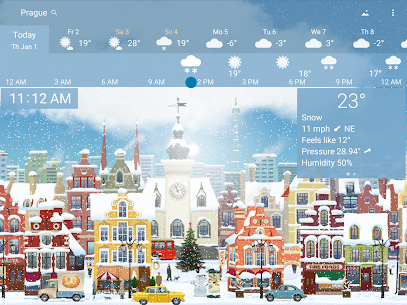 YoWindow Weather – Unlimited Pro Apk (PAID) 10