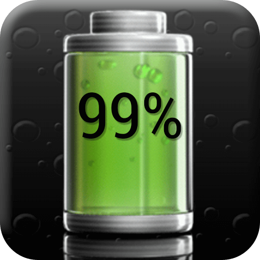 Battery Widget Percentage Charge Level (Free)
