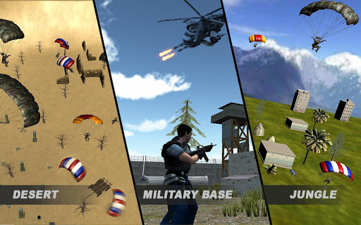 Swat FPS Force: Free Fire Gun Shooting apktreat screenshots 2