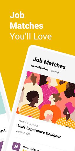 InHerSight - Job Search & More  screenshots 2