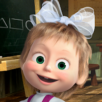 Masha and the Bear Kids Games
