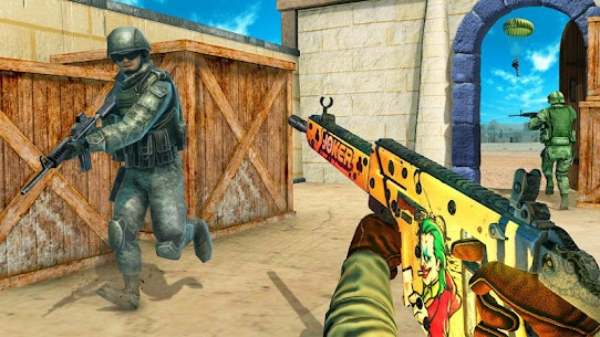 Descargar FPS Commando Secret Mission APK (2021) {Último Android y IOS} 5