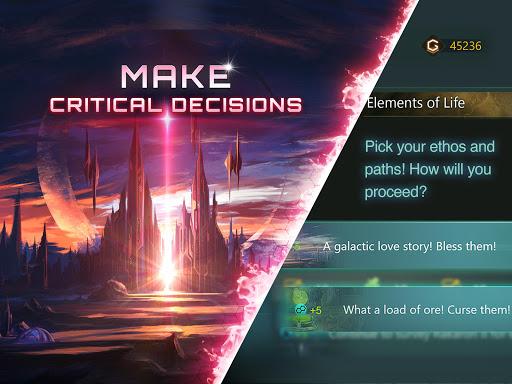 Stellaris: Galaxy Command, Sci-Fi, space strategy  screenshots 21