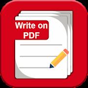 Write on PDF: PDF Editor & Reader