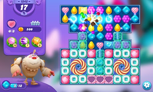 Candy Crush Friends Saga MOD (Unlimited Lives/Moves) 5