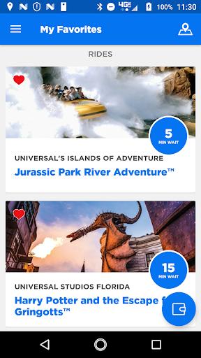 Universal Orlando Resortu2122 The Official App  screenshots 4