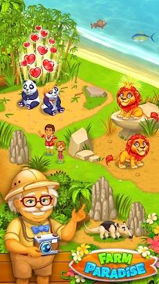 パラダイス・ファーム / 幸運の島.ファームパラダイス:女の子と子供のための楽しい島のゲームのおすすめ画像2