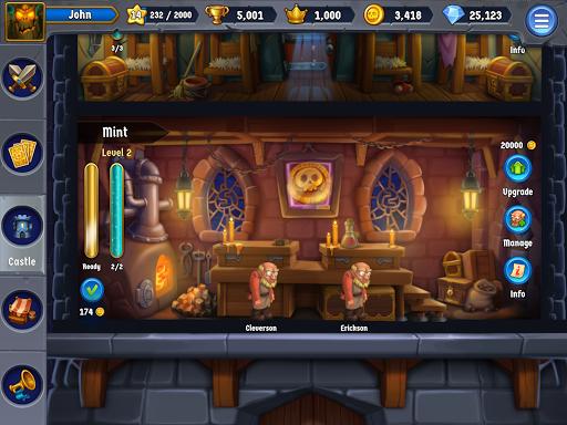 Spooky Wars - Battle Castle Defense Strategy Game SW-00.00.58 Screenshots 11