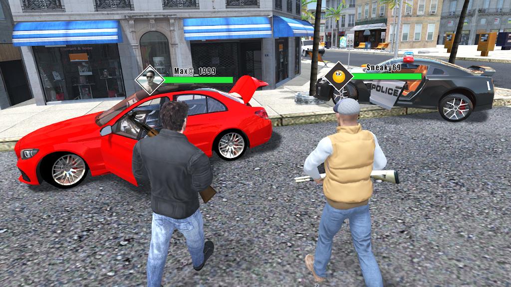 City Crime Online  poster 14