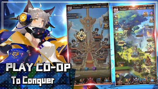 Final Fate TD Apk Mod + OBB/Data for Android. 3