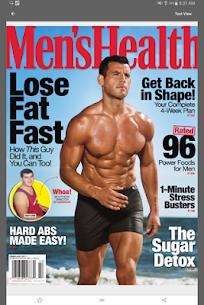 Men's Health Magazine 1