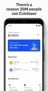 Coinbase – Buy & Sell Bitcoin. Crypto Wallet 1